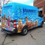 Custom Van Wrap for Contractors