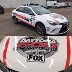 Andover Vehicle Wraps Daytona Car Wrap 150x150