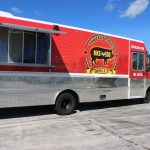Custom Food Truck Vehicle Wrap