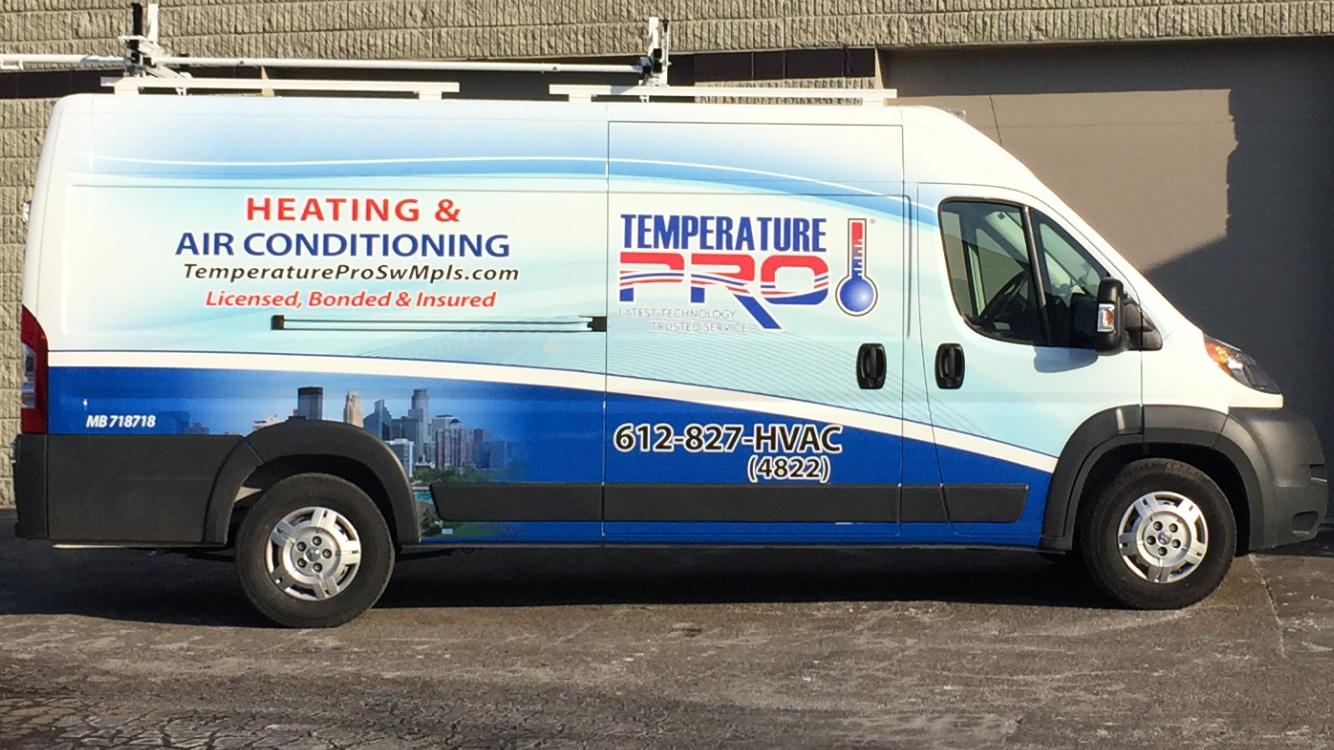 Vehicle Wraps Amp Graphics Minneapolis Sign Company