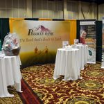 Complete Trade Show Booth, Trade Show Display for Bank