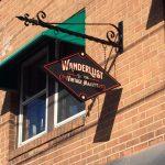 Wanderlust Exterior Sign