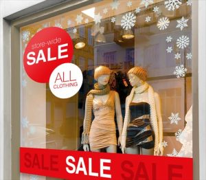 Eden Prairie Window Signs & Graphics promotional sign 2 300x262