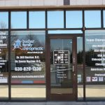 Young America Vinyl Signs, Wraps, & Graphics Copy of Chiropractic Office Window Decals 150x150