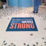 Hopkins Vinyl Signs, Wraps, & Graphics floor vinyl 150x150
