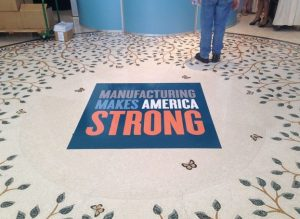 Hopkins Vinyl Signs, Wraps, & Graphics floor vinyl 300x219