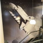 large format wall mural